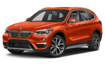 2019 BMW X1 - Sunset Orange Metallic