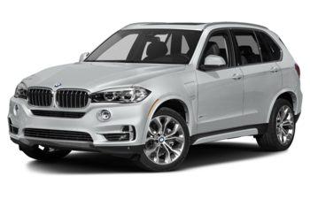 2018 BMW X5 eDrive - Glacier Silver Metallic