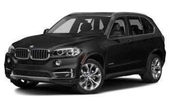 2018 BMW X5 eDrive - Black Sapphire Metallic