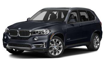 2018 BMW X5 eDrive - Imperial Blue Metallic