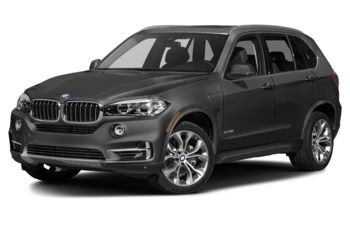 2018 BMW X5 eDrive - Dark Graphite Metallic