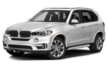 2018 BMW X5 eDrive - Mineral White Metallic