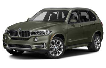 2018 BMW X5 eDrive - Atlas Cedar Metallic