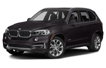 2018 BMW X5 eDrive - Ruby Black Metallic