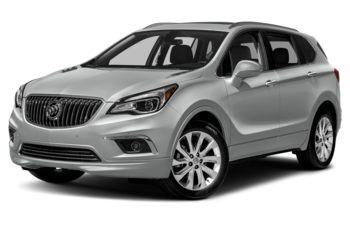 2018 Buick Envision - Galaxy Silver Metallic