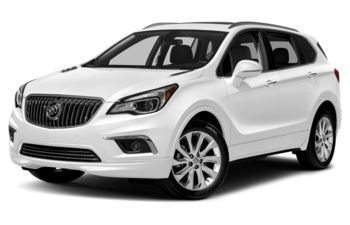 2018 Buick Envision - Summit White