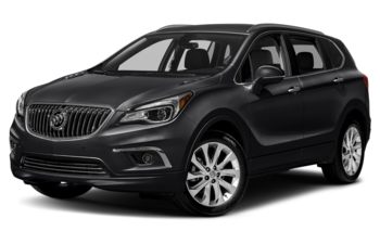 2018 Buick Envision - Ebony Twilight Metallic