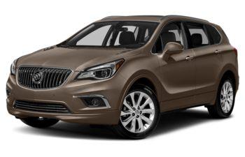 2018 Buick Envision - Bronze Alloy Metallic