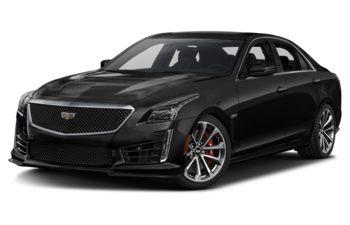 2018 Cadillac CTS-V - Black Raven