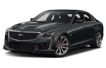 2018 Cadillac CTS-V - Phantom Grey Metallic