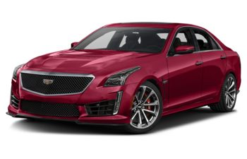 2019 Cadillac CTS-V - Red Obsession Tintcoat