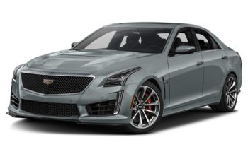 2018 Cadillac CTS-V - Satin Steel Metallic