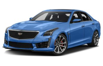2018 Cadillac CTS-V - Vector Blue Metallic