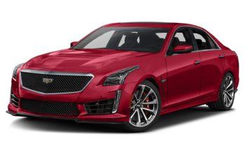 2019 Cadillac CTS-V - Velocity Red