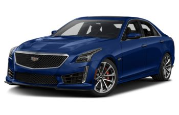 2019 Cadillac CTS-V - Wave Metallic