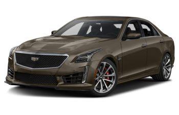 2019 Cadillac CTS-V - Bronze Sand Metallic