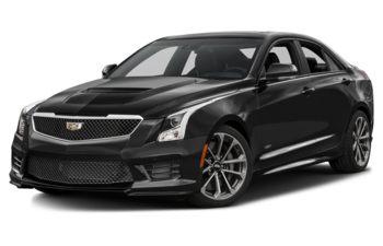 2018 Cadillac ATS-V - Black Raven