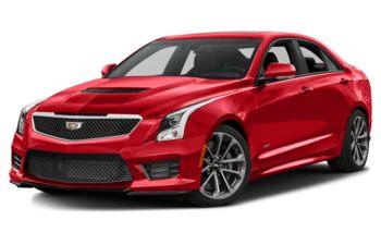2018 Cadillac ATS-V - Velocity Red