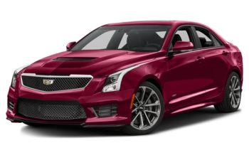 2018 Cadillac ATS-V - Red Obsession Tintcoat