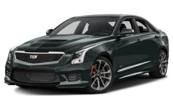 2018 Cadillac ATS-V - Phantom Grey Metallic