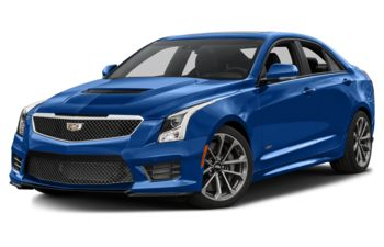 2018 Cadillac ATS-V - Vector Blue Metallic