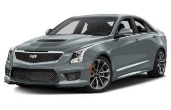 2018 Cadillac ATS-V - Satin Steel Metallic