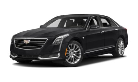 2018 Cadillac CT6 2.0L Turbo