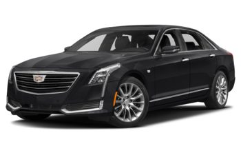 2018 Cadillac CT6 - Stellar Black Metallic