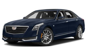 2018 Cadillac CT6 - Dark Adriatic Blue Metallic