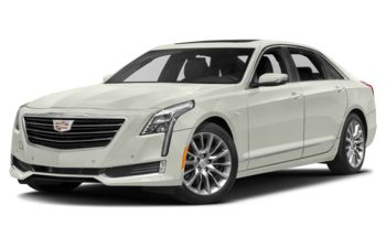 2018 Cadillac CT6 - Crystal White Tricoat