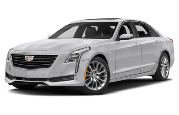 2018 Cadillac CT6 - Radiant Silver Metallic