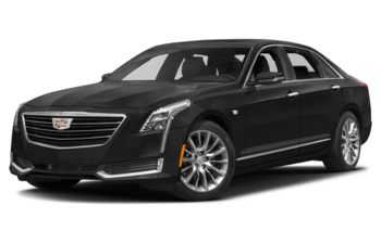 2018 Cadillac CT6 - Black Raven