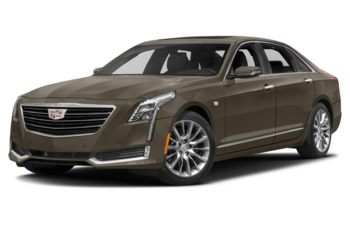 2018 Cadillac CT6 - Bronze Dune Metallic