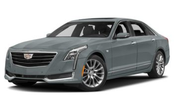 2018 Cadillac CT6 - Satin Steel Metallic