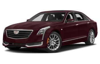2018 Cadillac CT6 - Deep Amethyst Metallic