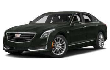 2018 Cadillac CT6 - Stone Grey Metallic