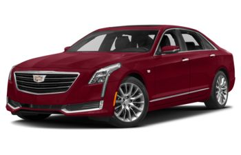 2018 Cadillac CT6 - Red Horizon Tintcoat