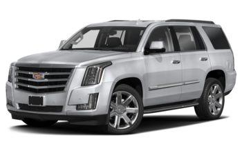 2018 Cadillac Escalade - Radiant Silver Metallic