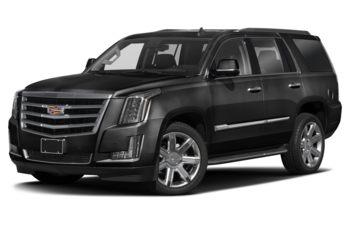 2018 Cadillac Escalade - Black Raven