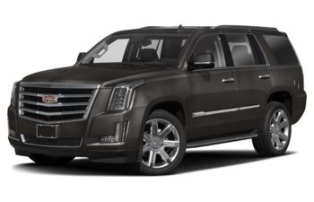 2018 Cadillac Escalade - Dark Granite Metallic