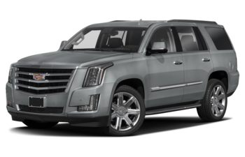 2018 Cadillac Escalade - Satin Steel Metallic