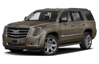 2018 Cadillac Escalade - Bronze Dune Metallic