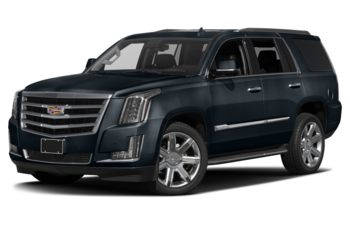 2018 Cadillac Escalade - Midnight Sky Metallic