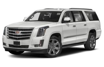 2019 Cadillac Escalade ESV - Crystal White Tricoat
