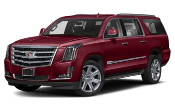 2020 Cadillac Escalade ESV - Red Passion Tintcoat
