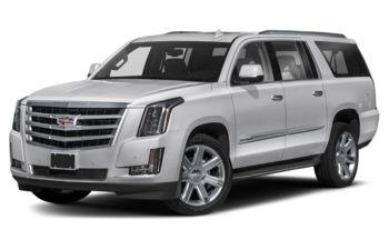 2019 Cadillac Escalade ESV - Radiant Silver Metallic