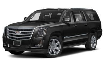 2019 Cadillac Escalade ESV - Black Raven