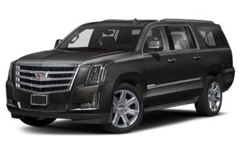 2018 Cadillac Escalade ESV - Dark Granite Metallic