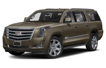 2019 Cadillac Escalade ESV - Bronze Dune Metallic