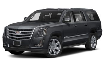 2018 Cadillac Escalade ESV - Satin Steel Metallic